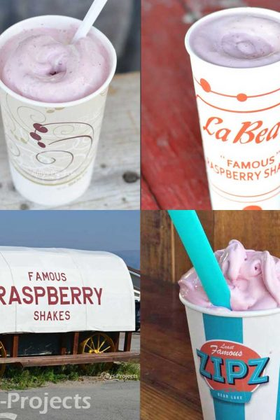 Bear Lake Raspberry Shake Showdown